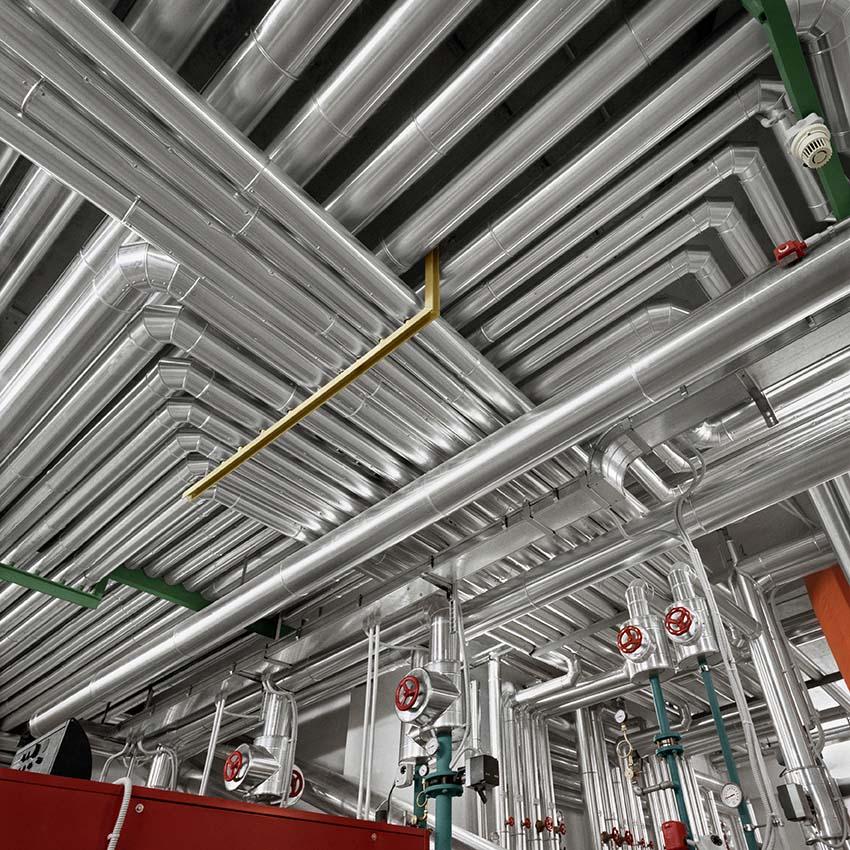 fastnet-service-facility-management- office building impianto termico